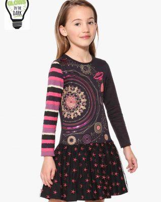17WGVK18_2017 Desigual Girl Dress Nairobi Buy Online
