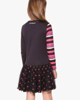 17WGVK18_2017 Desigual Girl Dress Nairobi Canada