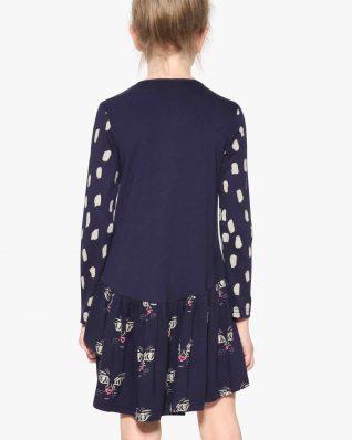 17WGVK34_5000 Desigual Girl Dress Pretoria Canada