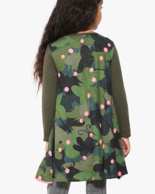 17WGVK54_4124 Desigual Girl Dress Albany Canada