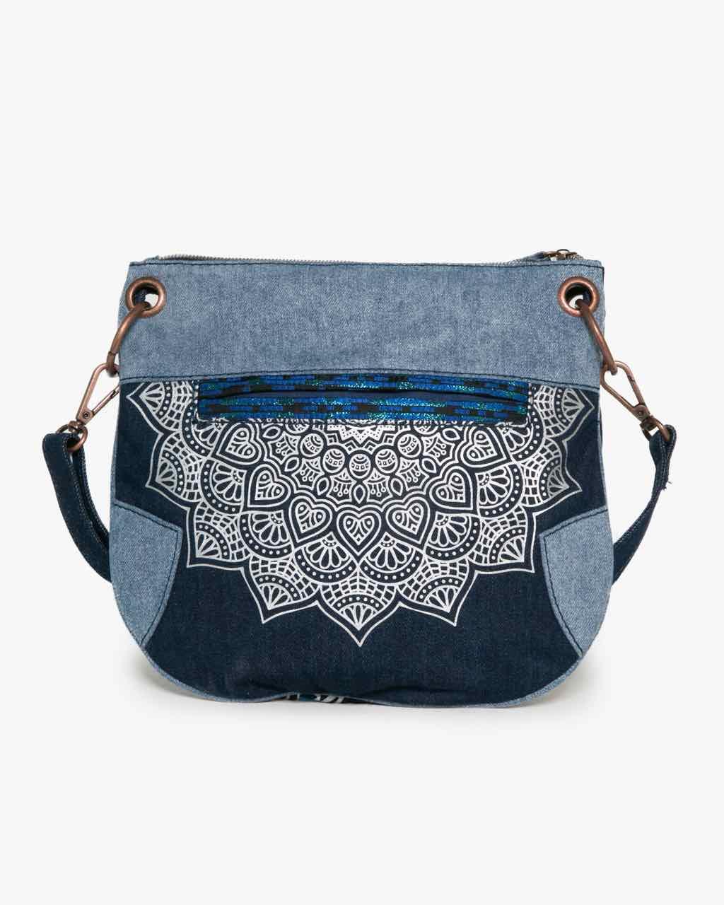 DESIGUAL Girls Bag DENIM 17WGXD03 | Blue Bag