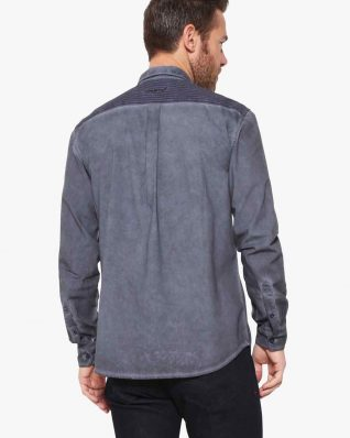 17WMCWB5_5189 Desigual Man Shirt Enooa Canada