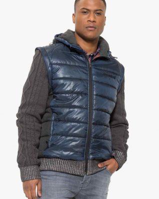 17WMEW20_5001 Desigual Man Jacket Arthur Buy Online