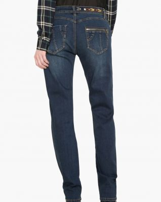 Desigual Jeans Vicky, Fall 2017