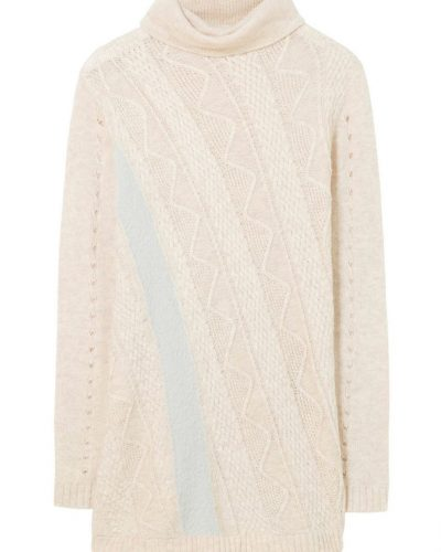 Desigual Off White Wool Pullover