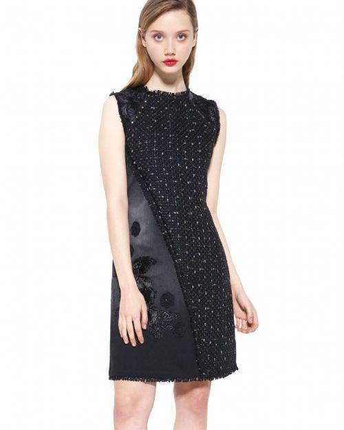17WWVD05_5009 Desigual Dress Achille black Buy Online