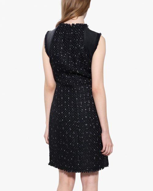 17WWVD05_5009 Desigual Dress Achille black Canada
