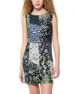 17WWVW32_5131 Desigual Dress Penelope Buy Online