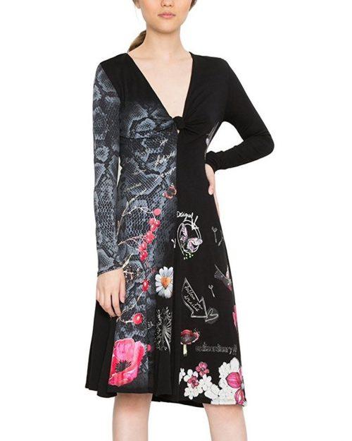 Desigual Dress Carina, Fall 2017