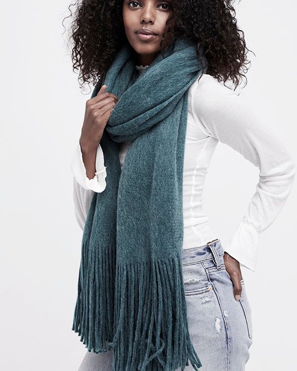 Free People Winter Scarf