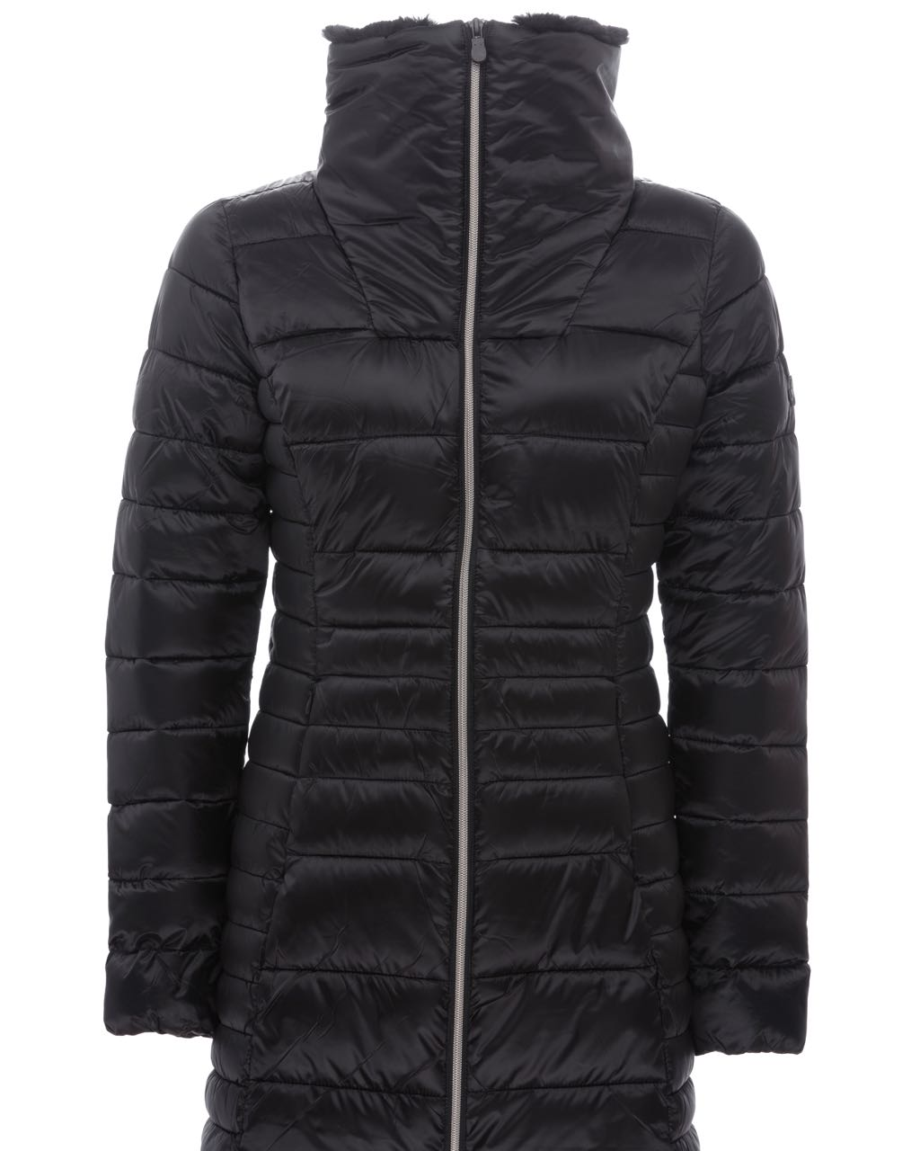 SAVE THE DUCK Women's Coat S4366W-IRIS5 (Black) | Buy Online ...