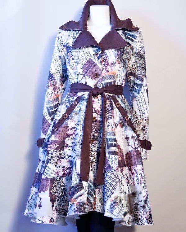 Samuel Dong Coat 17020 Buy Online