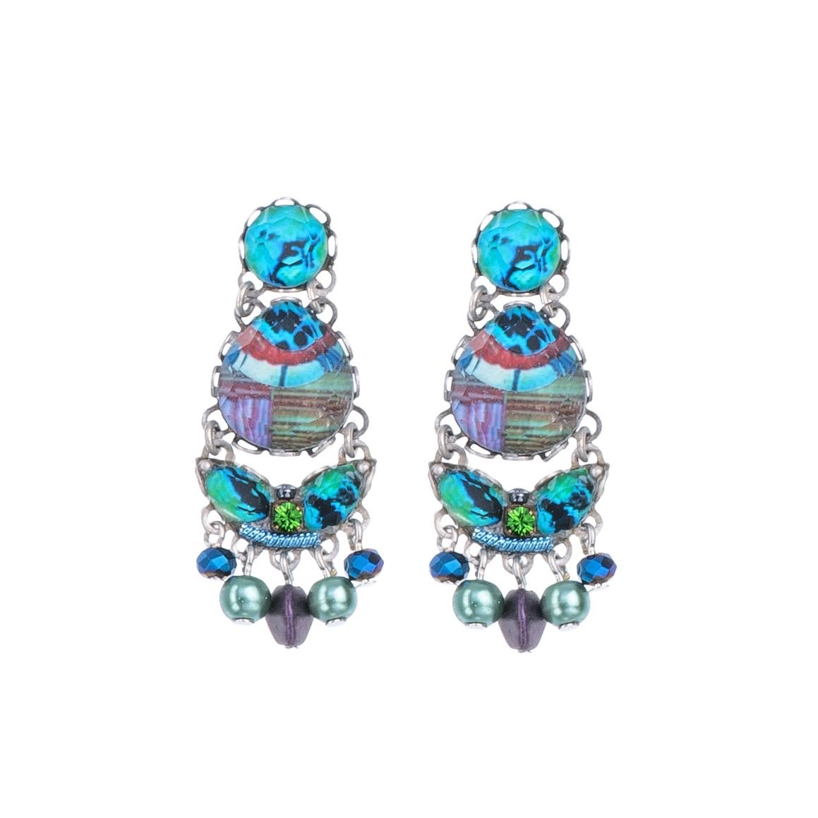 0794 Ayala Bar Earrings Revelation Buy Online