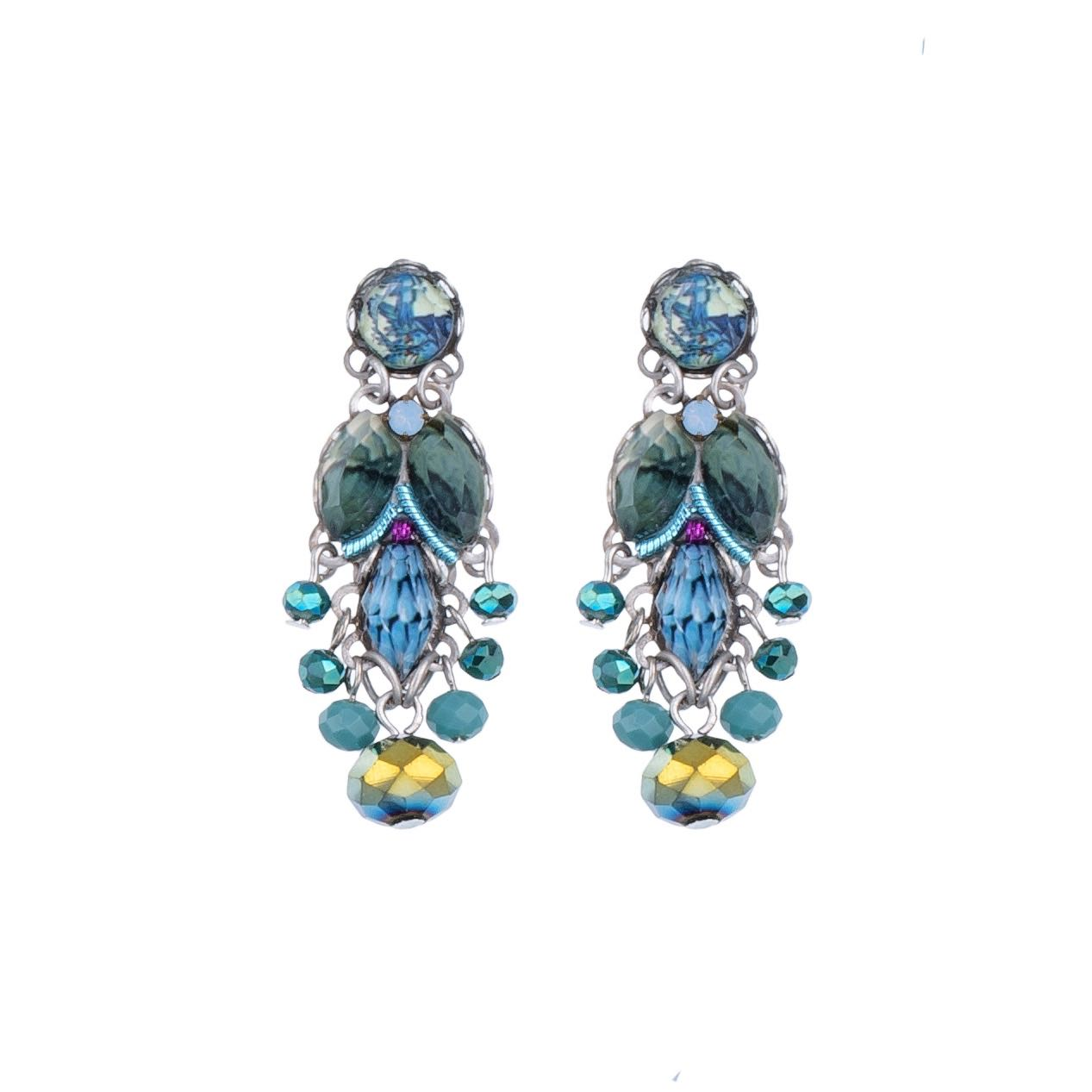 0813 Ayala Bar Earrings Illumination Buy Online