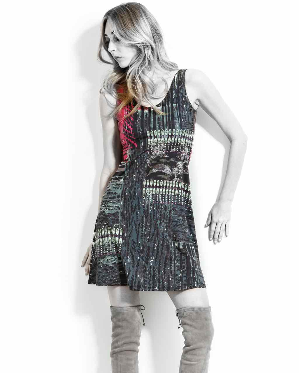 VOLT Design Dress EQUINOX RSS