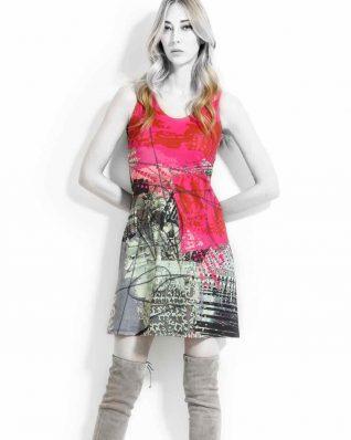 VOLT A-Line Dress