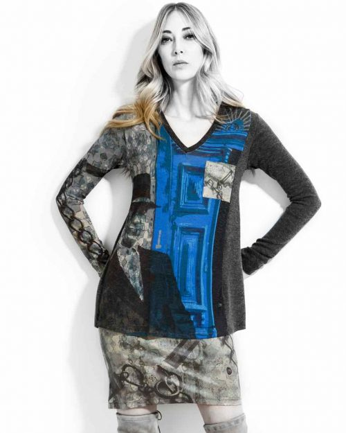 VOLT Design Enigme Pullover