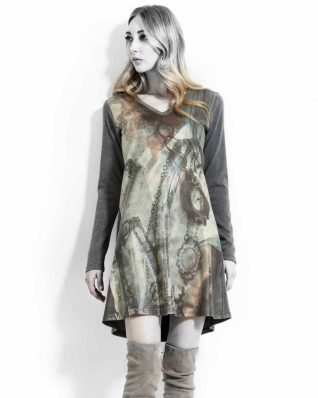 VOLT Design Knit Dress