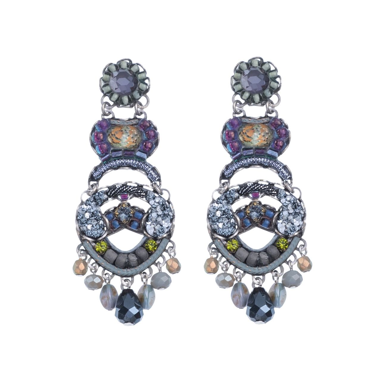1352 Ayala Bar Earrings Hemlock Buy Online