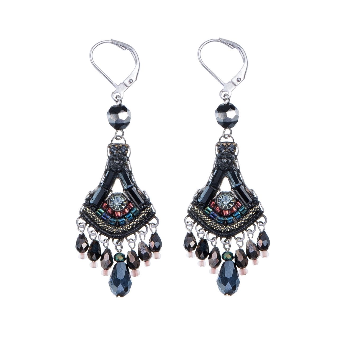 1361 Ayala Bar Earrings Blacktree Buy Online