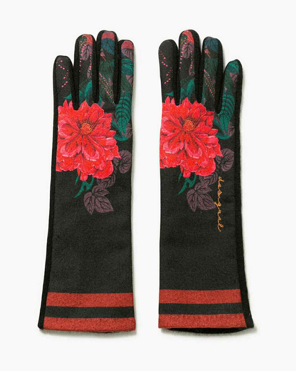 17WAAK06_3000 Desigual Gloves Troy Buy Online