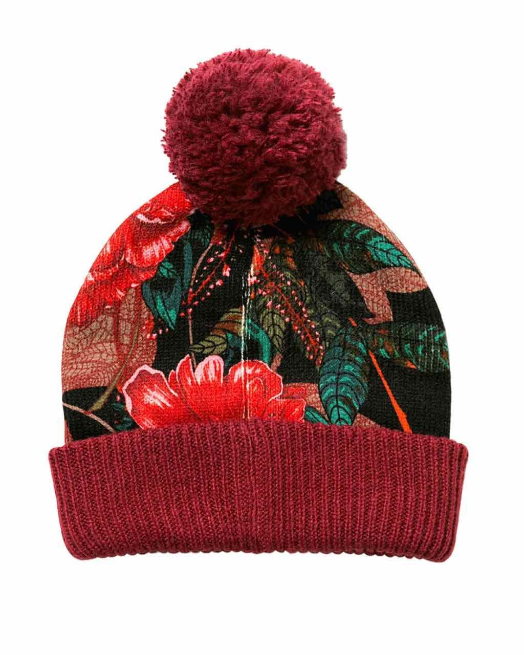 17WAHK05_3000 Desigual Hat Troy Canada