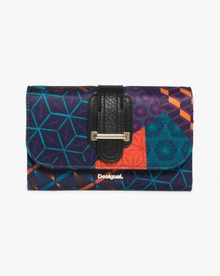 17WAYPGA_3094 Desigual Wallet Lengueta Erika Buy Online