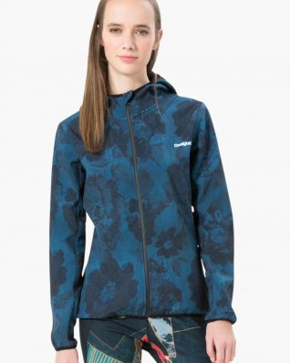 17WERK20_5188 Desigual Sport Jacket Softshell Jacket Buy Online