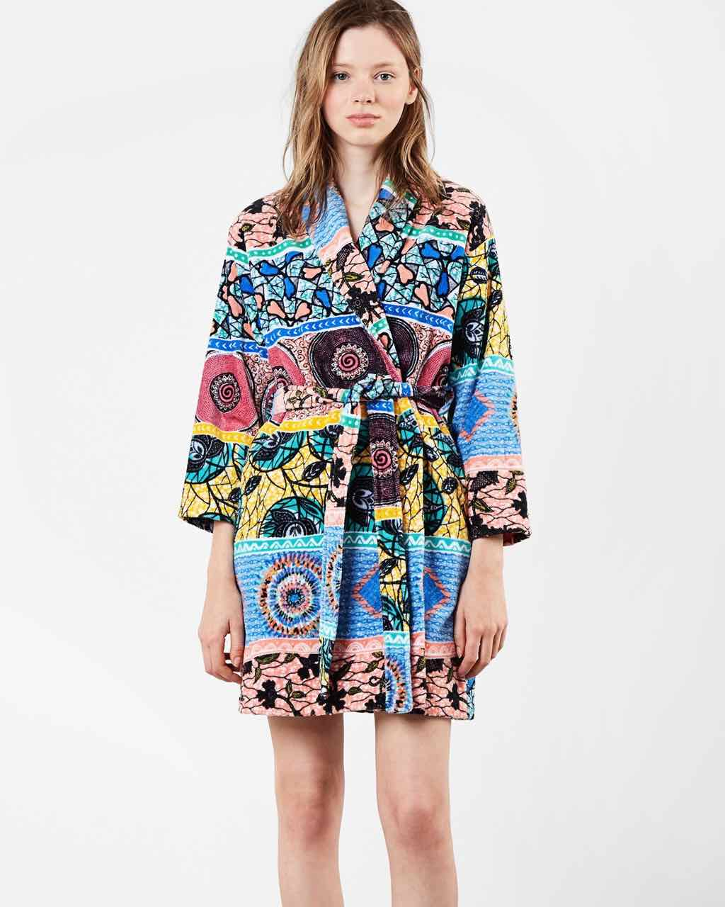 Desigual Bathrobes, USA