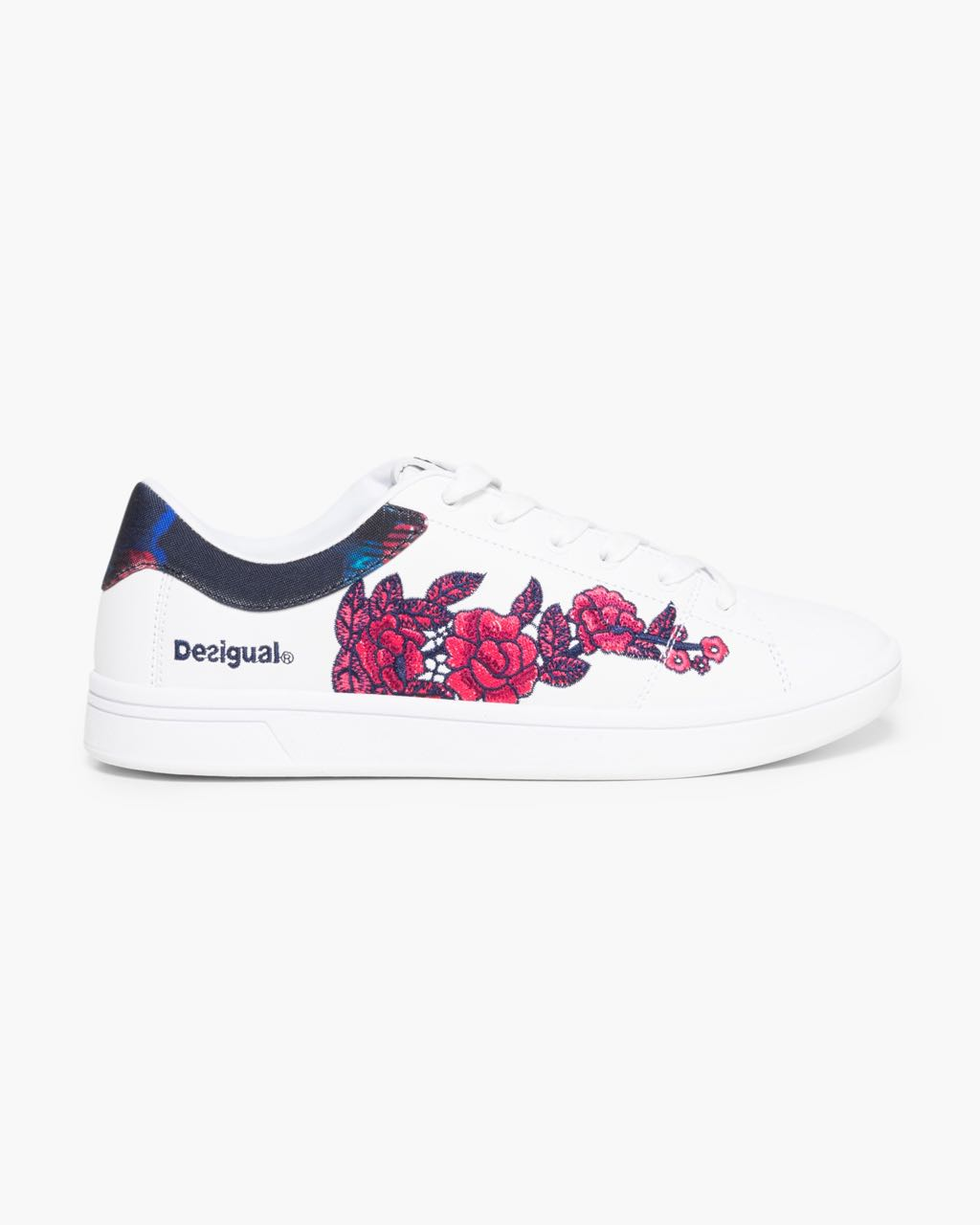 17WKRW28_5149 Desigual Running Shoes PU Retro Court Buy Online