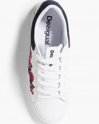 17WKRW28_5149 Desigual Running Shoes PU Retro Court Canada