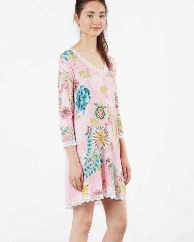 Desigual Pink Night gown