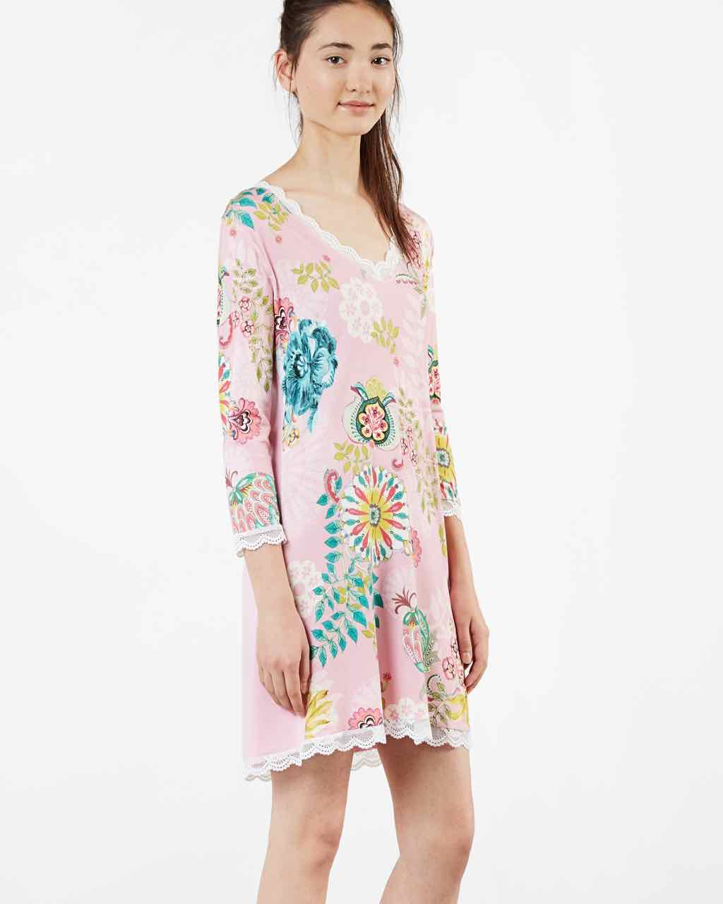 Desigual Pink Night gown