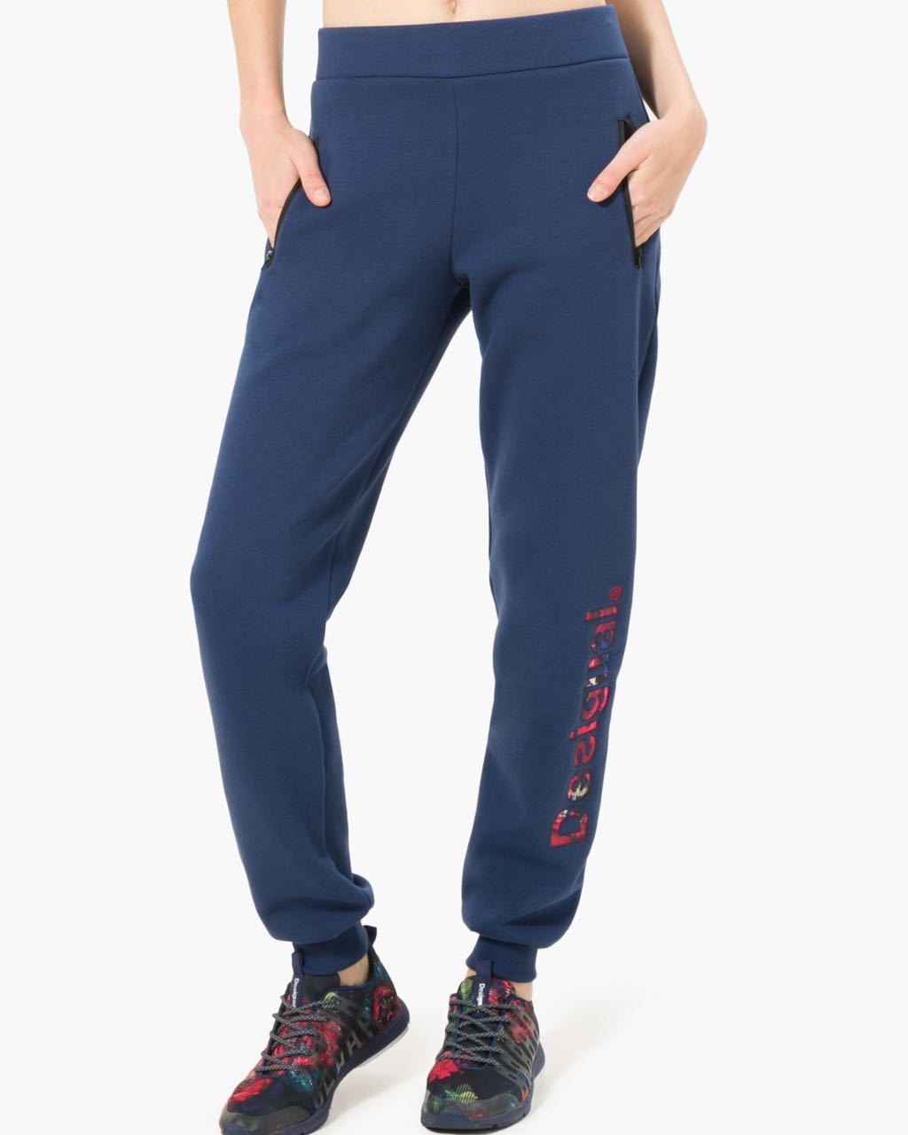 17WPRK20_5149 Desigual Pant Training Interlock Buy Online