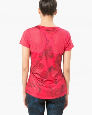 17WTRK23_3139 Desigual Sport T-Shirt Setin Tshirt Canada