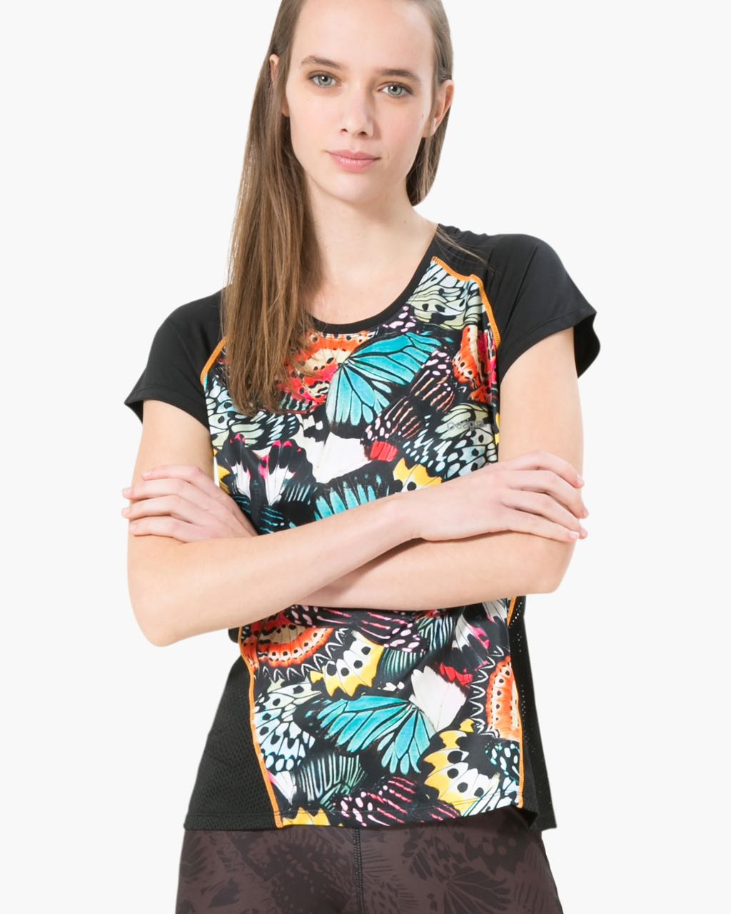 Desigual Sport Top Metamorphosis