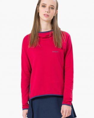17WTRK40_3037 Ddesigual Long Sleeve Hoodie Buy Online