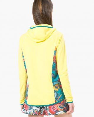 17WTRK41_4126 Desigual Sport Jacket Long Sleeve Hoodie Canada
