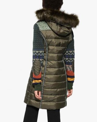 Desigual Winter Coat Michelle