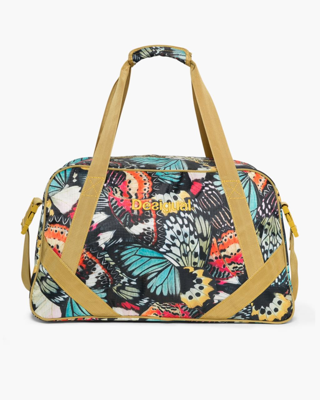 17WXRW22_3204 Desigual Sport Bag Gym Duffle Bag Buy Online