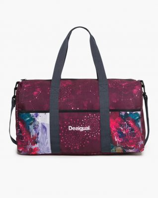 17WXRW25_3037 Desigual Sport Bag Gym Duffle Bag Buy Online