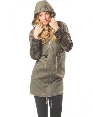 33030 Savage Culture Coat Garland Buy Online