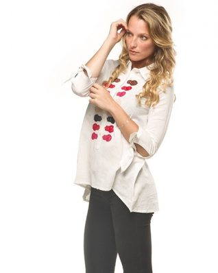 33073 Savage Culture Blouse Doris Canada