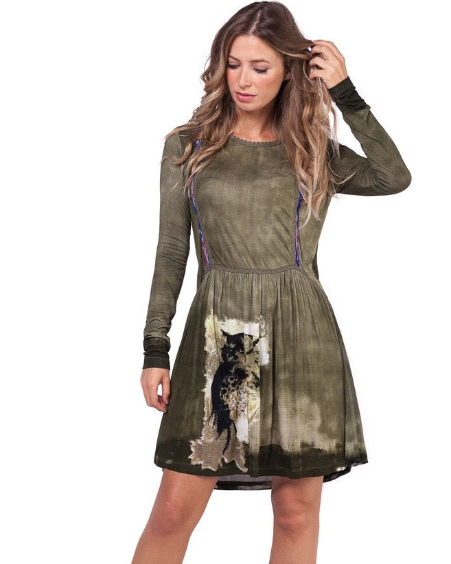 33081 Savage Culture Dress Tribea Canada