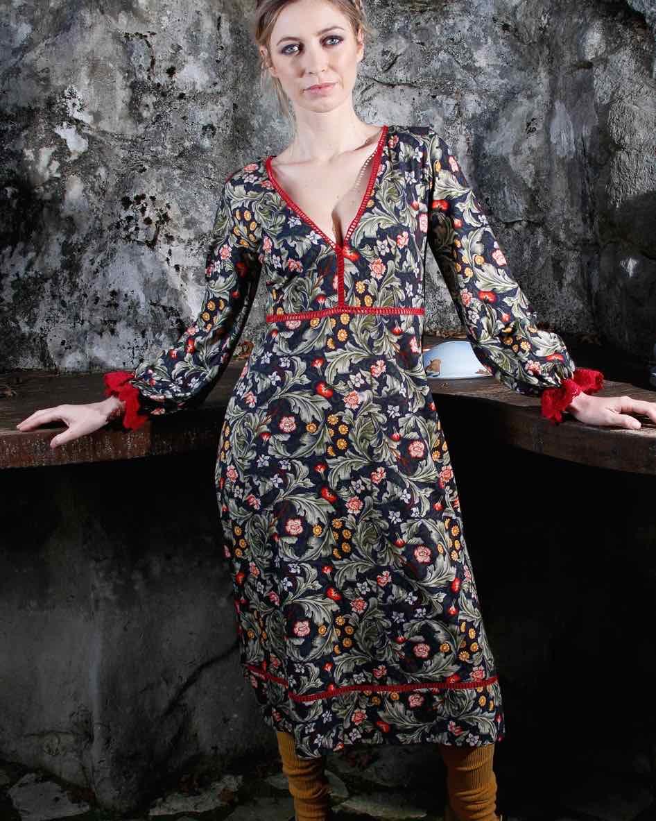 Savage Culture Dress Midi