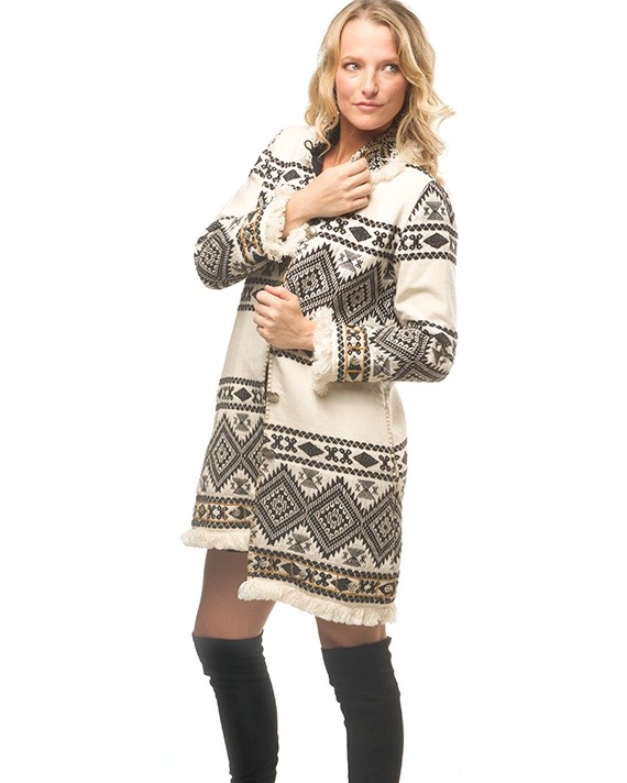 33201 Savage Culture Coat Lily Canada