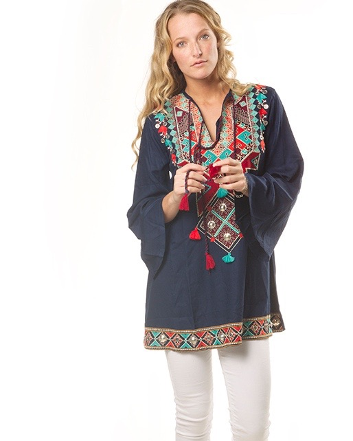 33331 Savage Culture Tunic Roberta Buy Online