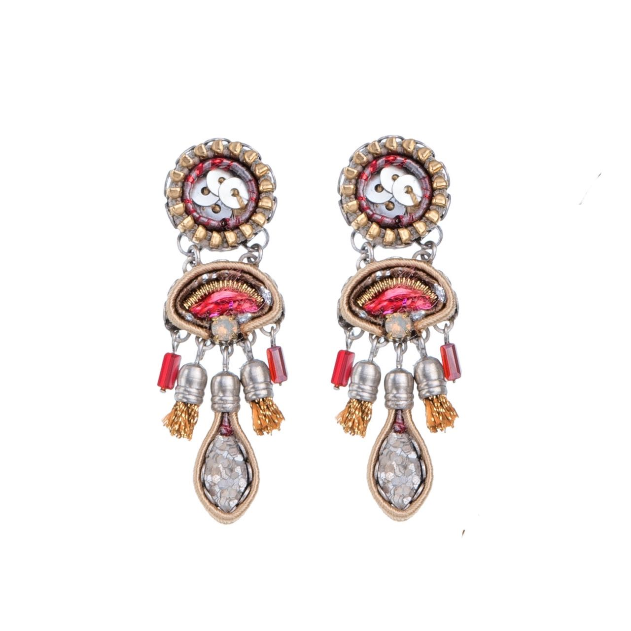 7485 Ayala Bar Earrings Birch Buy online