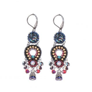 7504 Ayala Bar Earrings Nighthawk Buy Online