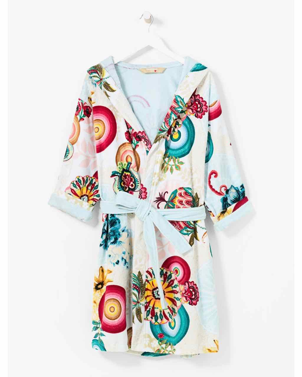 Desigual Bathrobe Essential